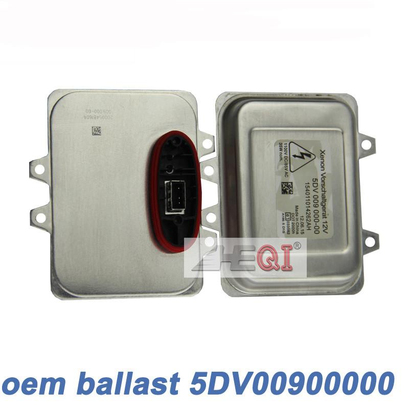 1 PCS NEW! OEM 2006-2009 For BMW 530i 545i 550i E60 Xenon HID Headlight Ballast Unit