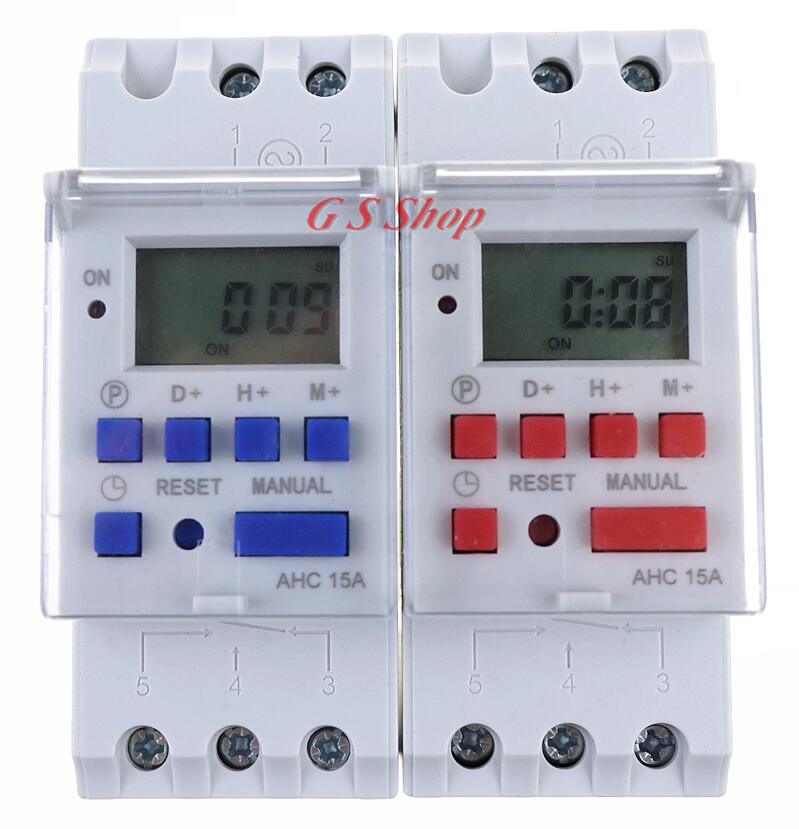 Uxcell Manual Reset Thermostat Industrial Electrical Basic ...