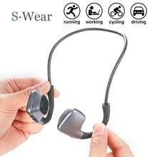 Bluetooth 5,0 R9 Беспроводной наушников Bone проводные наушники Водонепроницаемый спортивные Гарнитуры Hands Free наушников для вождения Велоспорт