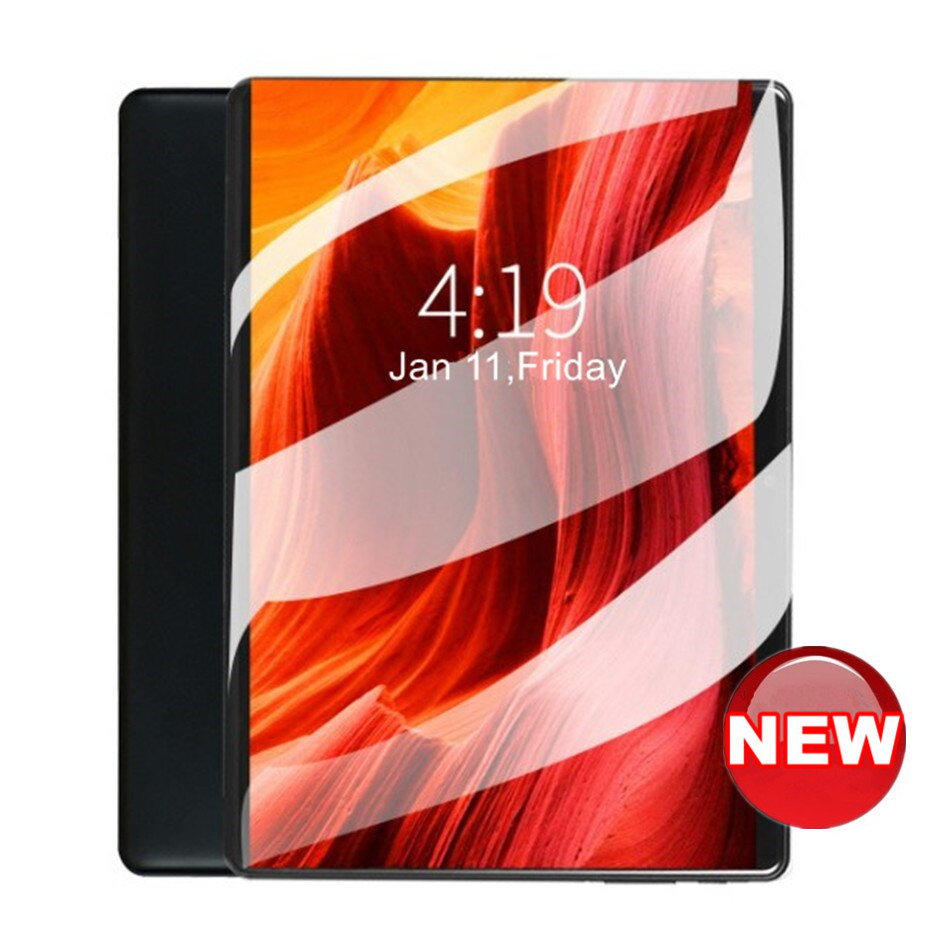 2019 New 10  Octa Core 10 inch card Tablet Pc 4G LTE call phone mobile 4G the android tablet pc 32 64GB IPS 1920*1200