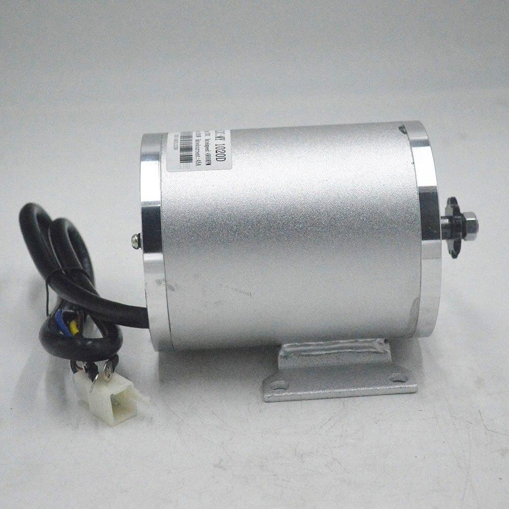 Moteur électrique sans brosse de moteur de 72 V 3000 W BLDC pour la pièce de moto de moteur d'e-Car de Scooter électrique ebike