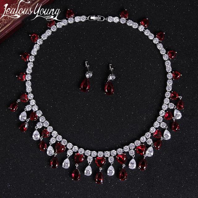 Dazzling Nigerian Beads Necklace Jewelry Set AAA+ CZ Elegant Bridal Jewelry Sets Parure Bijoux Femme Plaque Or Dubai AS030