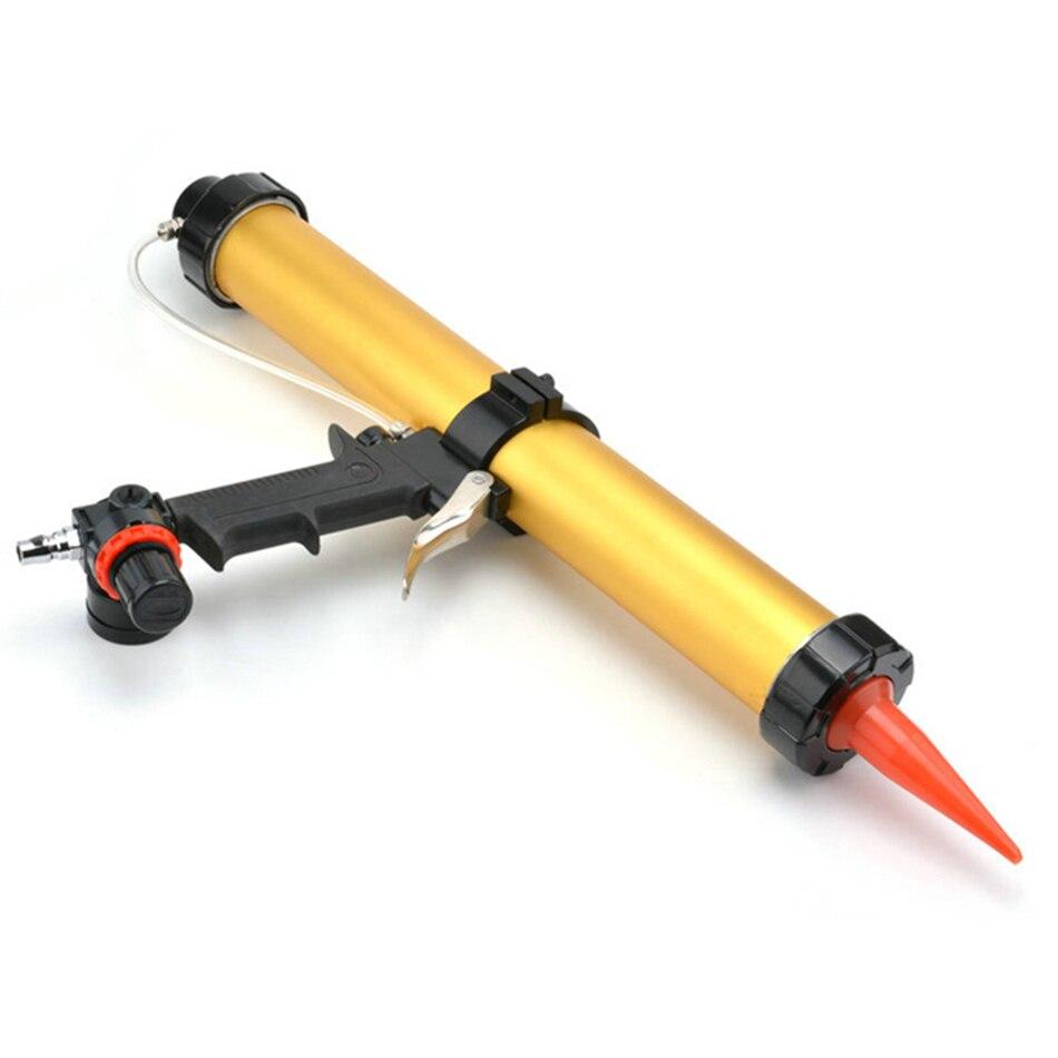 Pneumatic Glass Gel Glue Sealant Caulking Cartridge Spraying Foaming Sealing Guns Gun Joint Seal Gap Filling Tools