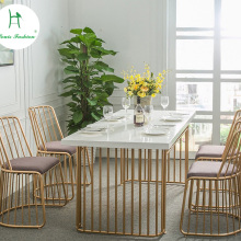 Европейский стиль простой современный чайный столик журнальный столик