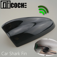 1pcs Quality Painting Car Shark Fin Antenna for Toyota Venza Replacement Radio Antenna Aerials Black White Silver Gray