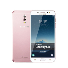 Samsung Galaxy C8 (SM-C7100) 3G RAM 32G ROM 16MP Front Camera dual sim Octa Core Lte 4G Mobile Phone