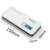 Dcae banco de la energía 12000 mah 3 salida usb cargador portátil móvil 18650 batería externa powerbank para iphone 6 s para xiaomi