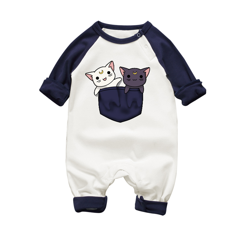 цены Newborn Autumn Winter Clothes Baby Romper Clothing Long Sleeve Cotton Animal Baby Bebe Onesie Girl Boy Cartoon Warm Jumpsuit