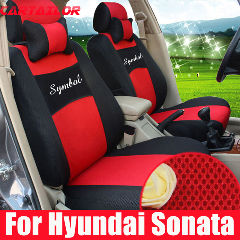 Miraculous Cartailor Sport Car Seat Cover Fit For Hyundai Sonata Seat Covers Cars Seats Supports Sandwich Car Protector Airbag Compatible Pdpeps Interior Chair Design Pdpepsorg