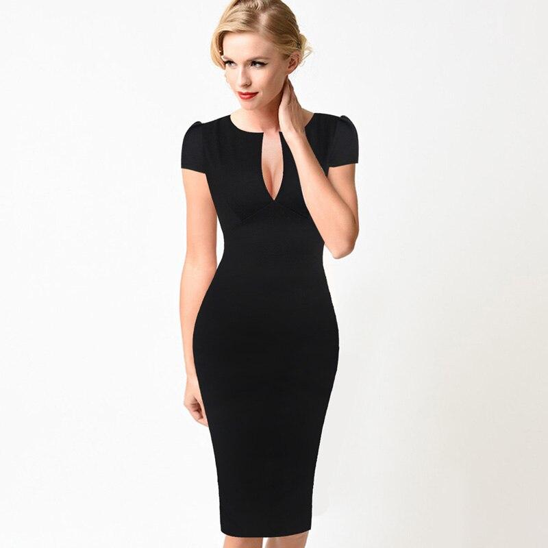 Строгое Платье Карандаш
