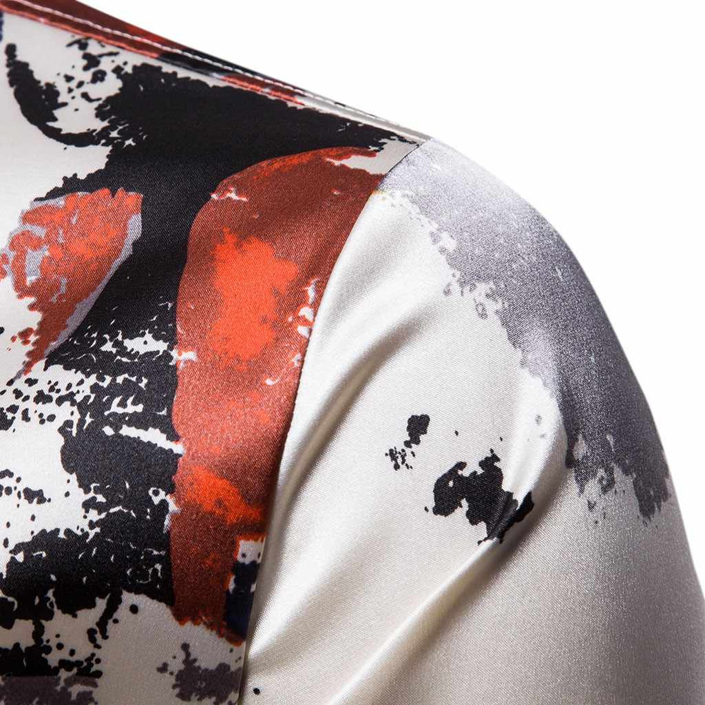 メンズボタンシャツブラウス春秋冬夏カジュアルシャツ長袖男性のシャツに設計 702 #3