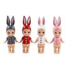 4 개/몫 써니 천사 그림 장난감 써니 천사 큐피 인형 아기 모델 인형 어린이위한 선물