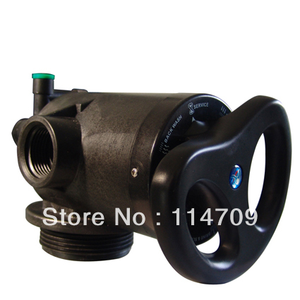 ФОТО Manual control valve F64AC for water softener