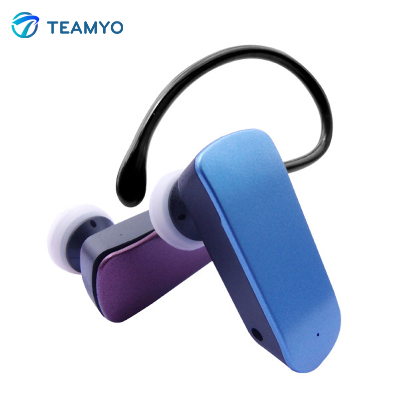 mini ear hook wireless stereo bluetooth earphone headphone driving handfree m. Black Bedroom Furniture Sets. Home Design Ideas