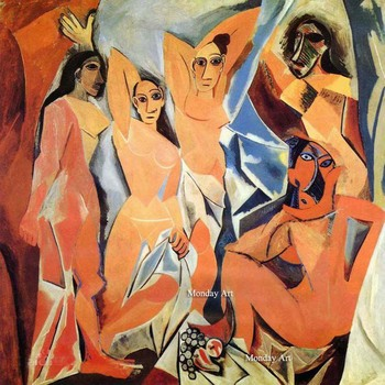 Famous Picasso Modern Abstract Colorful Canvas Painting Posters Quardros Home Decorative Wall Art Pictures for Living Room