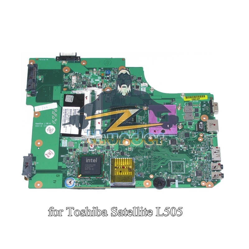 V000185020 for toshiba satellite L505 laptop motherboard GM45 DDR2 6050A2250301-MB-A03 for toshiba satellite l655 l650 laptop motherboard v000218010 6050a2332401 mb a03 1310a2332401