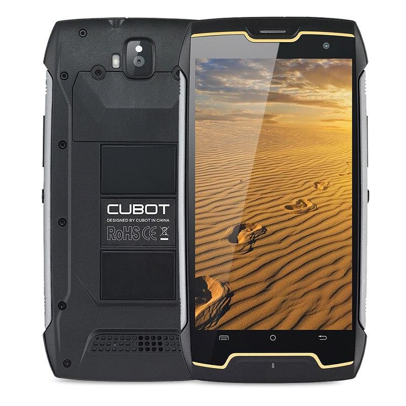 Cubot Kingkong IP68 Impermeabile shockproof del telefono mobile 5.0 MT6580 Quad Core Android 7.0 Smartphone 2 GB di RAM 16 GB ROM Del Telefono Delle Cellule - 2