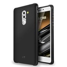 Новый Для Huawei Honor 6X Case Задняя Крышка антидетонаторы Кремния Чехлы Для Honor 6X Защитная Сумка Тонкий Телефон Капа Funda