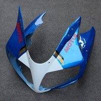 Спереди верхнего обтекателя фар клобук нос подходит для Suzuki SV650S SV1000S 2003 2011