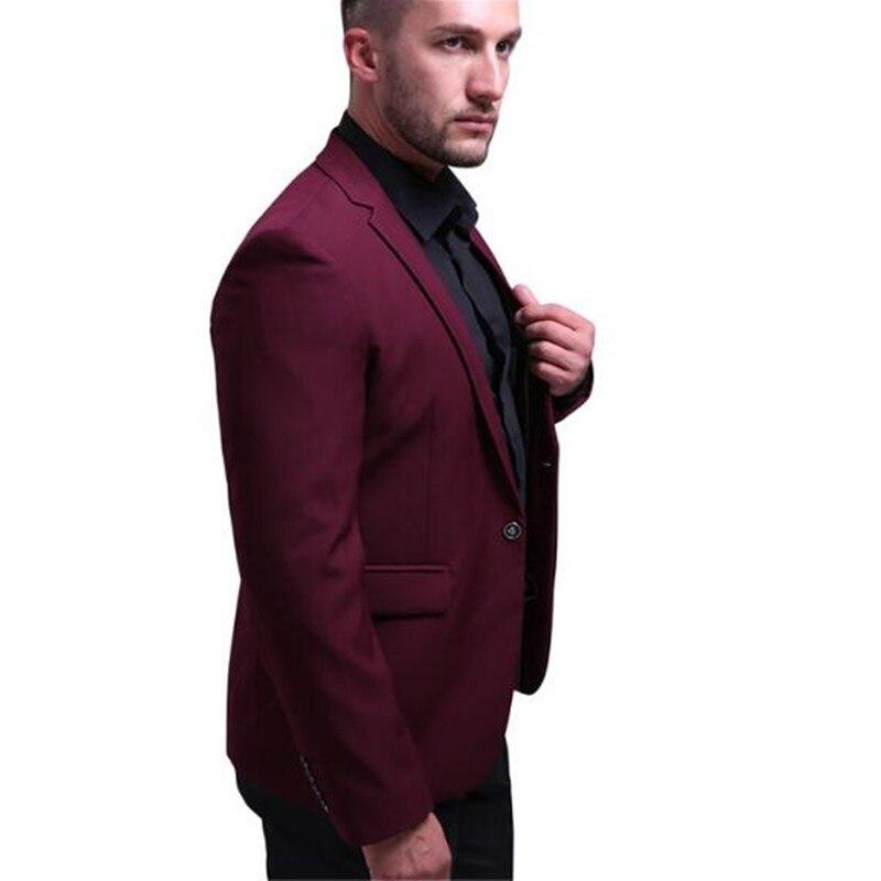 Nouvelle Travail Smokings Un Hommes Custom Formelle De Veste Bouton Marié Rouge Arrivée Costumes Mariage Made fa1WRqgTf