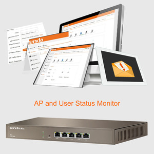 Image 5 - Tenda M3 5 Ports Gigabit Wireless AP AC Controller, AP Automatically Discover, AP and User Status Monitor,Centralized Management