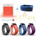 1 шт. 2017 новая мода smart watch Фитнес Сердце Bluetooth Смарт Браслет Браслет Tracker 4.0 GPS спортивные Часы будильник H3