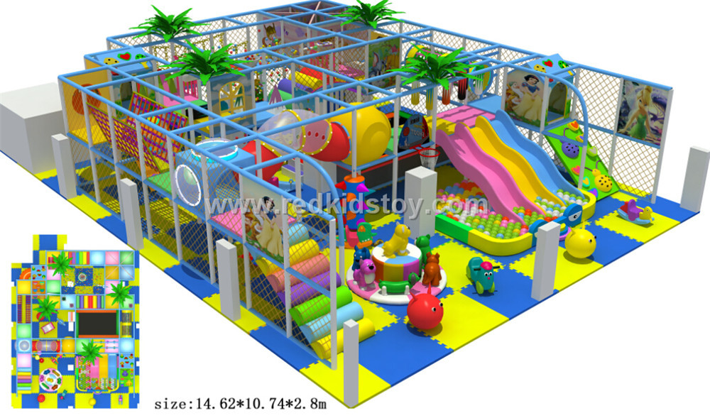 Ce Approved Commercial Playground Equipment Top Quality