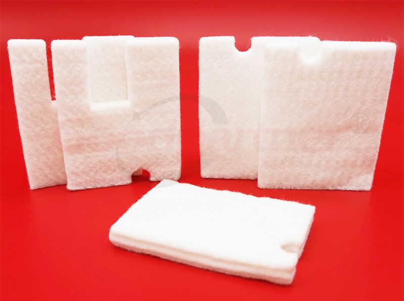 5Set untuk Epson L1110 L3110 L3150 Limbah Tinta Pad Sponge Absorber 1749772 Kotak Pemeliharaan Spons
