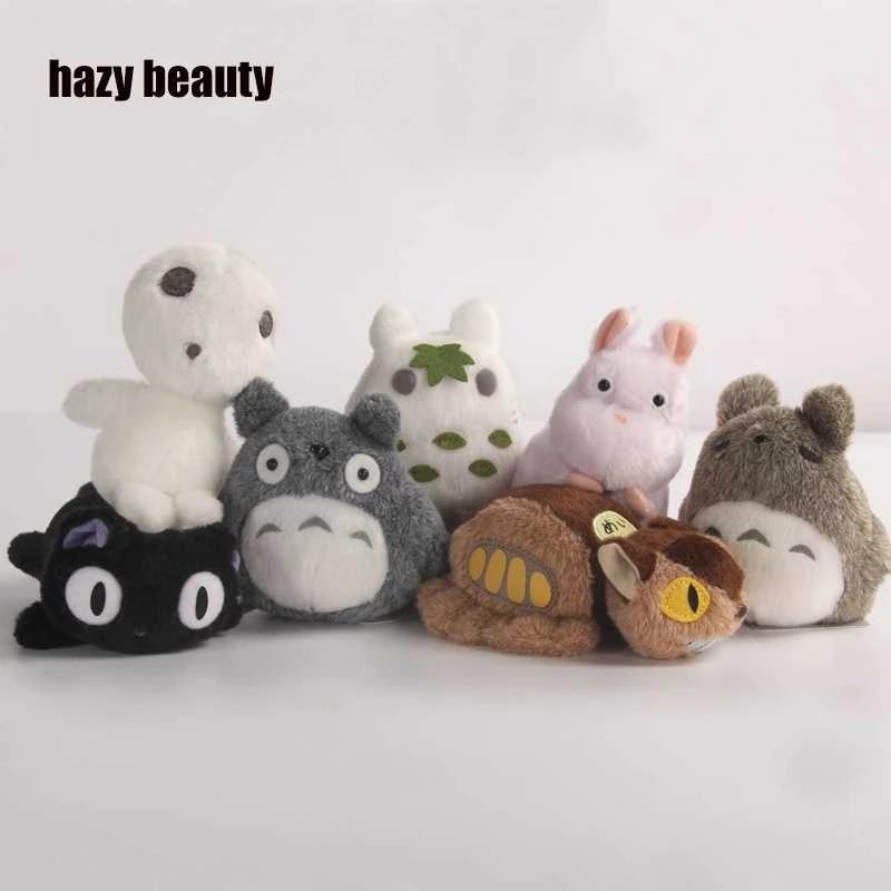 Spirited Away Plush Totoro Princess Mononoke Studio Ghibli Miyazaki Puppets Plush Toys Soft Dolls Animation Doll Studio Ghibli Toy Plushghibli Studio Aliexpress