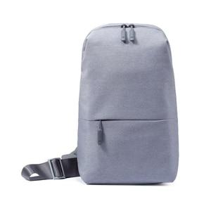 Image 2 - Xiaomi Mi sac à dos 4L Polyester sac loisirs urbains sport poitrine Pack sacs hommes femmes petite taille épaule unisexe sac à dos H34