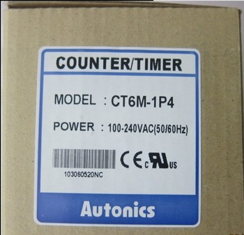"""False one penalty ten"" counter CX6M-1P CT6M-1P4 CT6"
