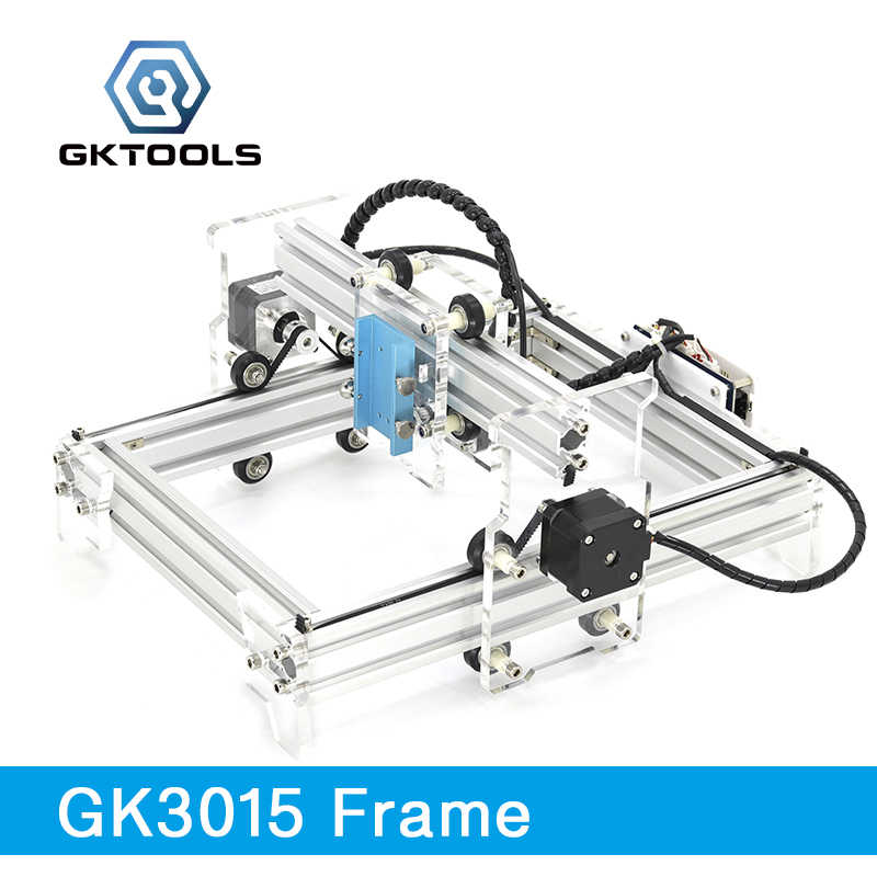 Detail Feedback Questions about GKTOOL 2 Axis Engraving machine