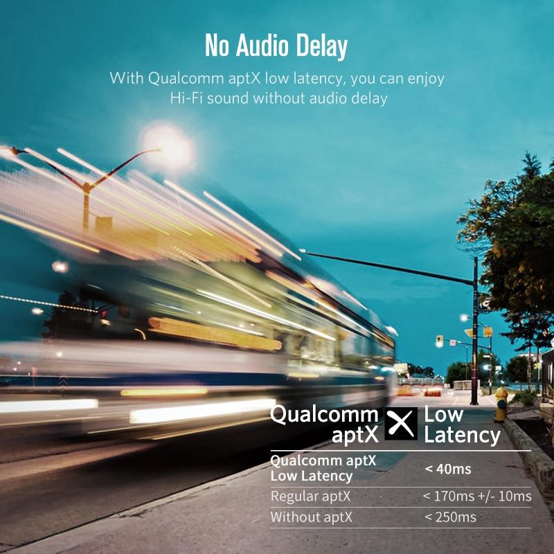 Ugreen Bluetooth Transmitter 4 2 TV Headphone PC APTX 3 5mm Aux SPDIF 3 5  Jack Adapter Optical Audio Music Bluetooth Transmitter