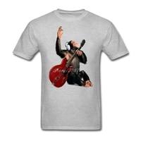 Rock Monkey T Shirt Short Sleeve Clothes New Leisure O Neck Cotton 3XL Metal T Shirts