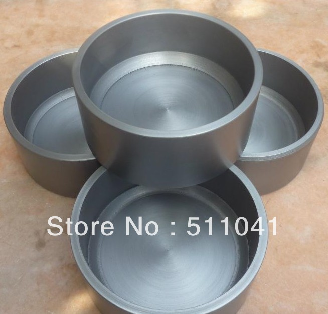 2014 high purity Tungsten crucible ,free shipping welding electrodes купить