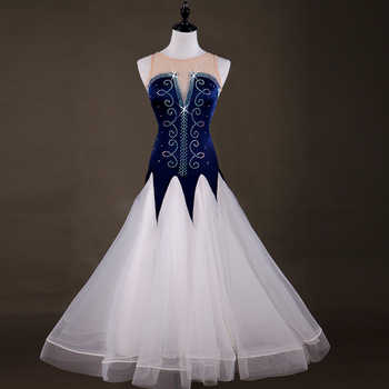 2018 ballroom dance competition dresses standard dance dresses Spandex ballroom dance dresses standard Customizable size color - DISCOUNT ITEM  15% OFF All Category