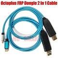 Octoplus FRP инструмент ключ 2 в 1 кабель USB разблокировка кабель Uart кабель