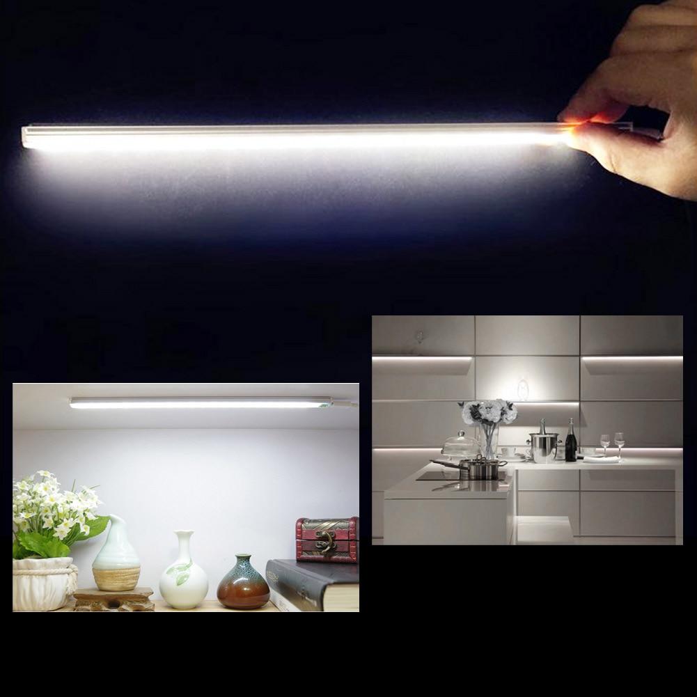 USB 21 LED Touch Sensor Night Light Ultrathin LED Strip