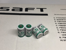 Free Shipping Wholesale 2pcs/lot Brand New SAFT LS14250 3.6V Thionyl Chloride Lithium Battery Batteries