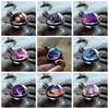 Galaxy Double Sided Pendant Necklace Jewelry Necklaces Women Jewelry