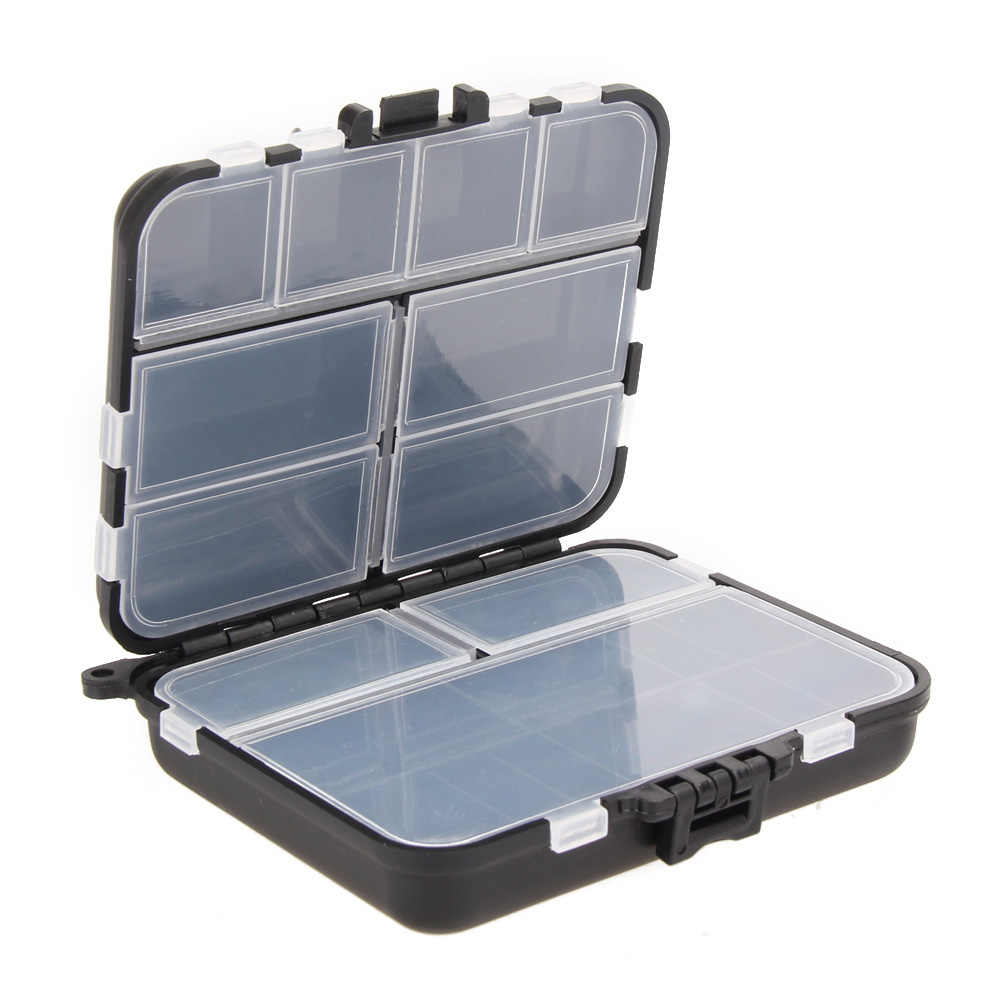 Fishing Tackle Box Waterproof Lure Hook Storage Case 26 Compartments hot sale