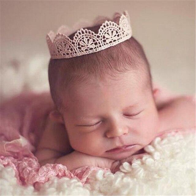 Stricken Krone Neugeborenen Fotografie Props Nette Baby Mützen ...