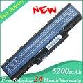 5200 mah bateria para Acer Aspire 5738 5738 G 5738Z 5738ZG 5740 AS07A31 AS07A32