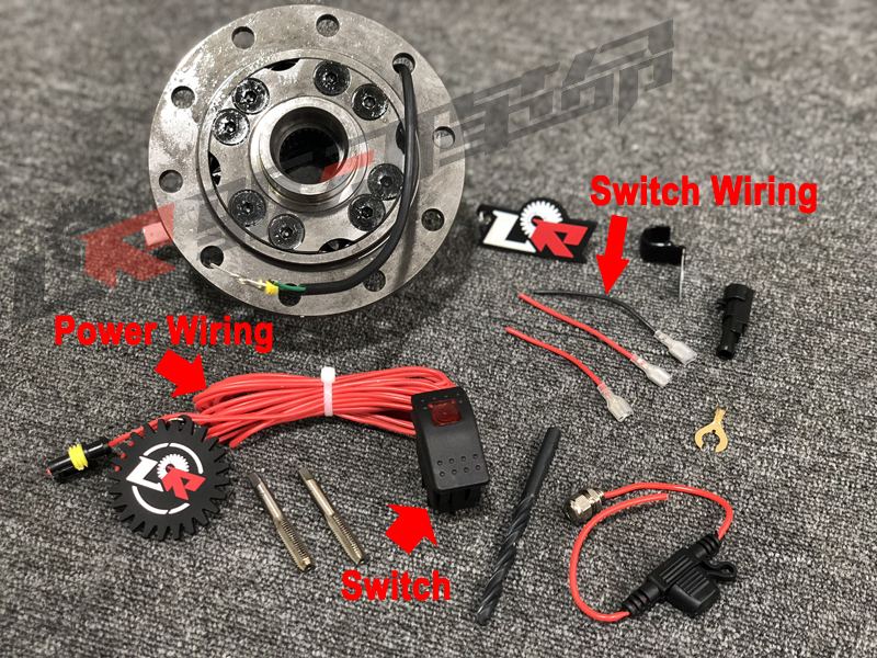 E-Lock Jimny Off Road Auto Styling Auto Zubehör