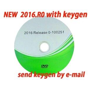 Image 2 - 5 pz/lotto DHL vd ds150e cdp wow con Bluetooth V5.008 R2 vd pro per delphis OBD OBD2 Scanner