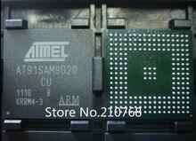 10 шт./лот AT91SAM9G20B-CU AT91SAM9G20B AT91SAM9G20 IC MCU 16 бит 64 КБ ROM 217BGA
