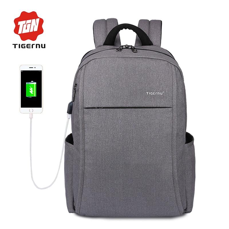2017 New Design Tigernu Anti thief USB charging 15 6 font b laptop b font Compute