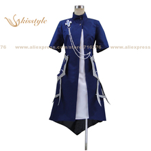 Kisstyle Fashion Rokka: Braves of the Six Flowers Mora Chester Uniform COS Clothing Cosplay Costume,Customized Accepted