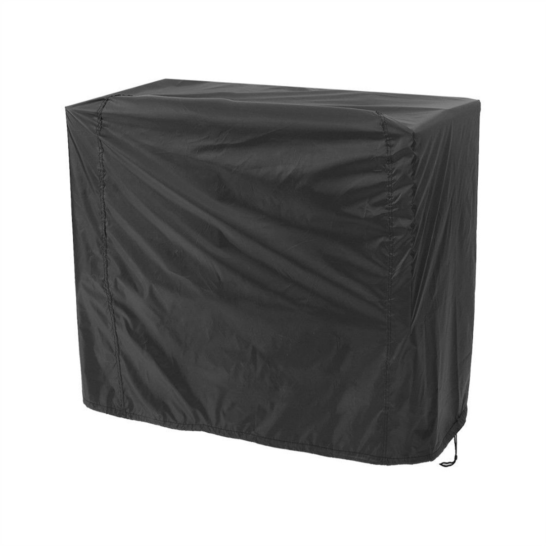 Outdoor Waterproof Barbecue Cover Protector Black ...