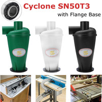 1 Piece Cyclone SN50T3 Third Generation Turbocharged Cyclone With Flange Base Three Color